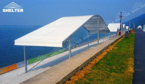 Event Canopy Tent For 2014 Youth Olympic Games In Singapore