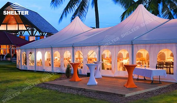 outdoor wedding tents - mixed party tents - multi shapes marquee - bellend canvas - large ... & Outdoor Wedding Tents for Sale | Malaysia | Qatar | Dubai | Turkey