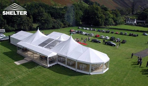 white wedding tent - mixed-party-tents-multi-shapes-marquee-bellend-canvas-large-wedding-marquees-6-side-bellend-tent-8-side-bellend-tents-12-side-bellend-marquees-shelter-aluminum-structures-for-sale-23