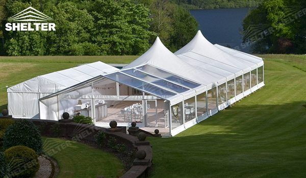 white wedding tent - mixed-party-tents-multi-shapes-marquee-bellend-canvas-large-wedding-marquees-6-side-bellend-tent-8-side-bellend-tents-12-side-bellend-marquees-shelter-aluminum-structures-for-sale-28