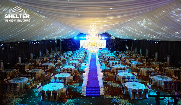 ... Tents for Wedding - wedding marquee - pavilion for luxury wedding ceremony - canopy for outdoor ... & 30*60m Aluminum Tents for Wedding | Reception u0026 Marriage Tent