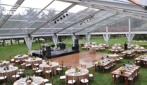 Arched Marquee Sales For