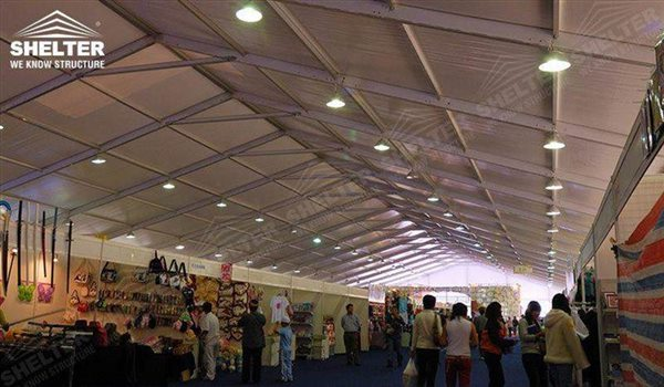 Trade Show Tents - marquee for large scale exhibitions - tent canopy for expositions - trade show tents - canvas for fair - Shelter aluminum structures for sale (1)