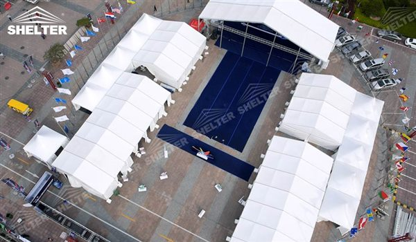 tent structure - marquee for social events - large exhibition tents - tent canopy for exposition - musical festival pavilion - canvas for fari carnival (20)