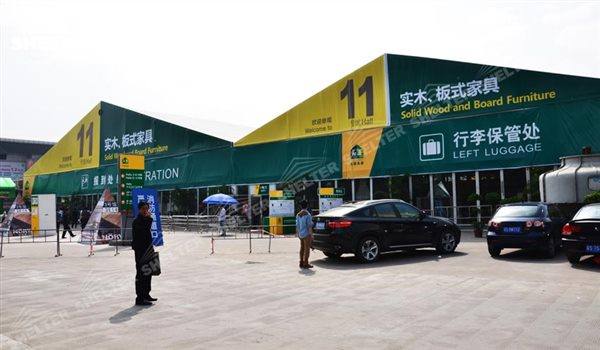 ... trade show tent - marquee for large scale exhibitions - tent canopy for expositions - trade ...  sc 1 st  Clear Span Tents for Wedding Party Exhibitions Warehouse & Trade Show Tent Supplier for Canton Fair - Canopy Sell in Japan ...