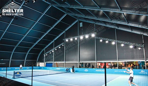 ... sports tent - swimming pool cover - football court canopy - sports canopy - basketball tent & Sports Tent for Sale | Pool Canopy| Stadium Cover | Asia Supplier
