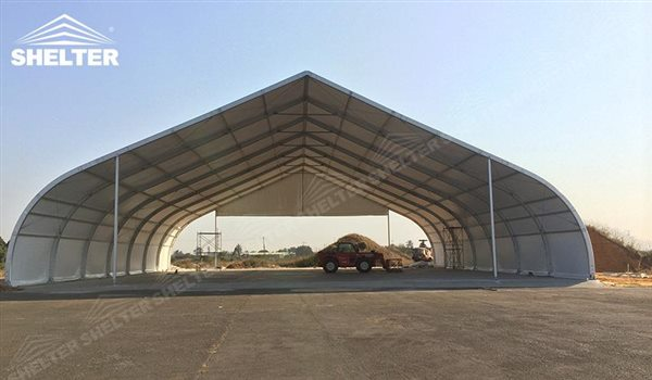 ... Aircraft Hangar - temporary warehouse structure - storage building - semi permanent workshop - tent for ... & Aircarft Hangar Sales in Asia | Shelter Tent Manufacturer ...