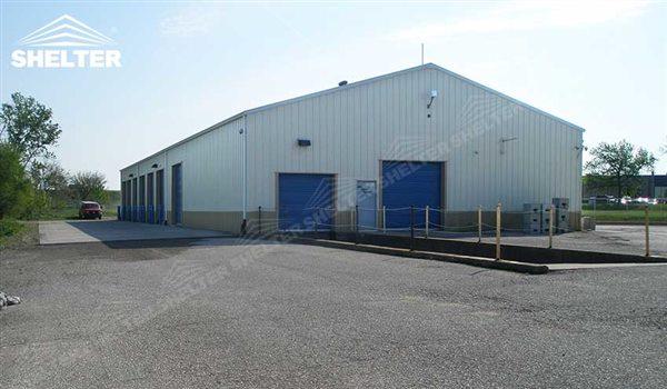 30x50m temporary warehouse building aluminum tent for Semi permanent tents